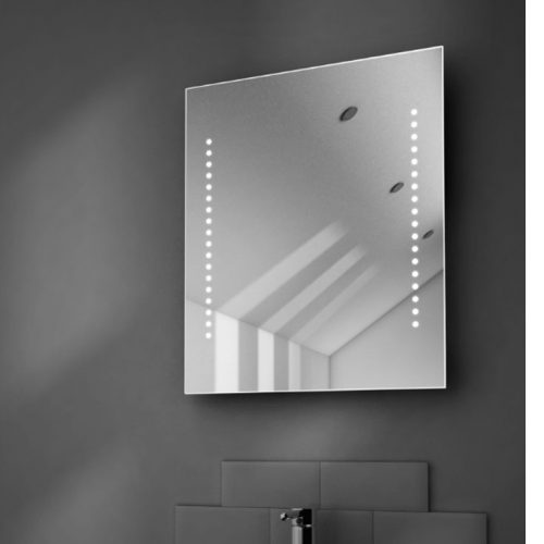 50 cm toiletspiegel met led lampjes