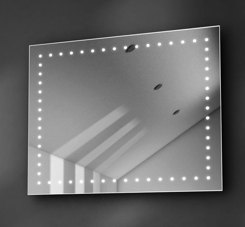 80 cm led spiegel met verwarming