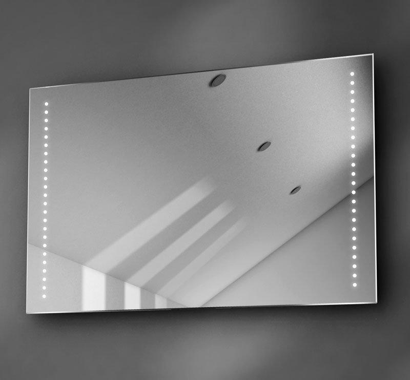 90 cm verwarmde badkamer spiegel