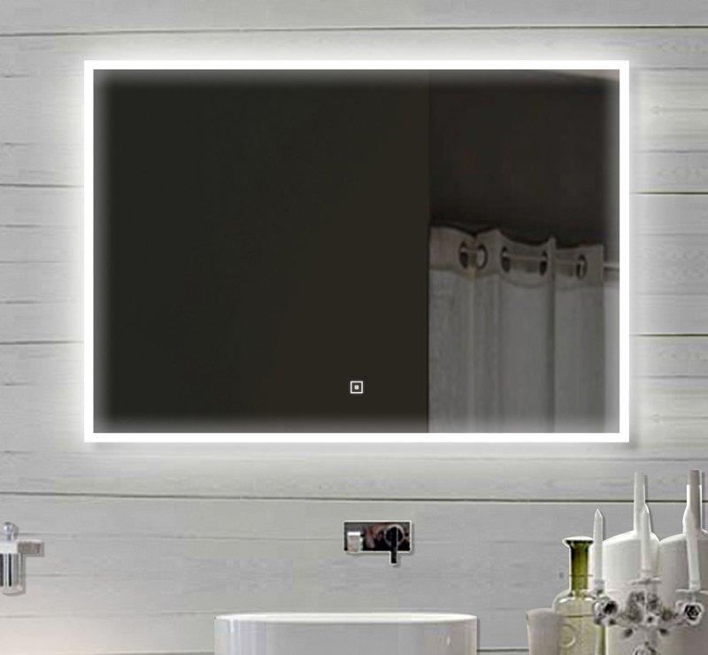 Rondom verlichtte LED spiegel - hoge lichtopbrengst