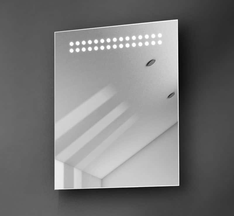 LED spiegeltje met verlichting en muzieksysteem