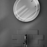 Ronde 50 cm spiegel met verlichting