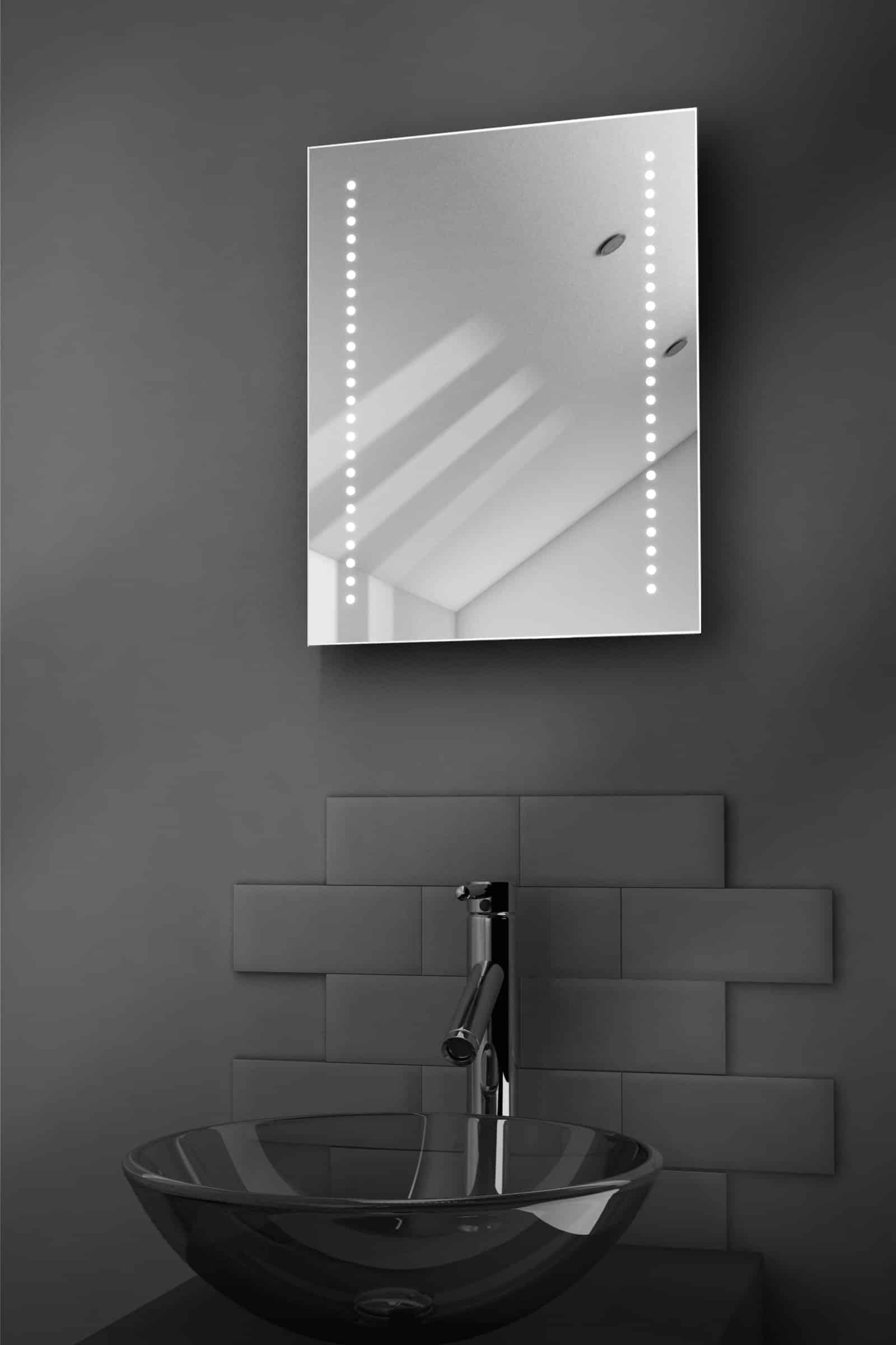 Badkamer spiegels met verlichting beste inspiratie voor huis ontwerp - Spiegel wc ontwerp ...
