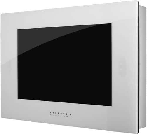 Badkamer televisie