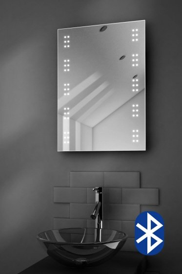 spiegel met muziek installatie – gratis levering, Badkamer