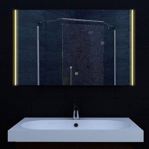 LED spiegel met instelbare lichtkleur en touch schakelaar 100 cm