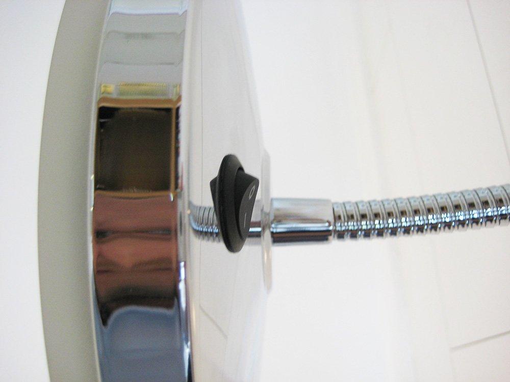 Vergrotende Spiegel Badkamer : 3x vergrotende scheerspiegel make up spiegel met verlichting
