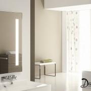 50x70 cm spiegel met verlichting