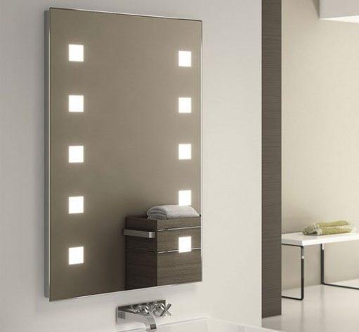 Design spiegel 60x90 cm