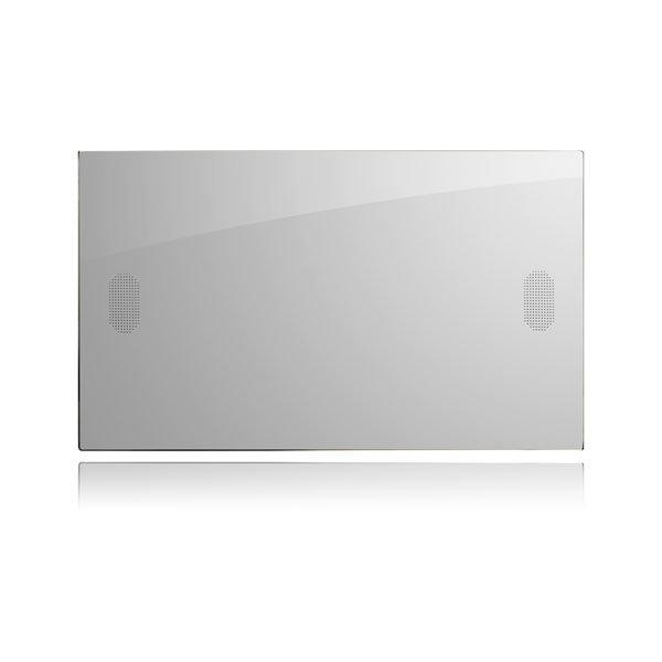 Badkamer spiegeltelevisie 26 inbouw of opbouw designspiegels - Spiegel tv badkamer ...