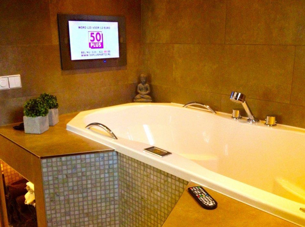 Inbouw of opbouw spiegel televisie 19 designspiegels - Spiegel tv badkamer ...