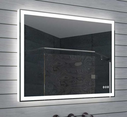 Populaire 80 cm brede spiegel met hoge lichtopbrengst