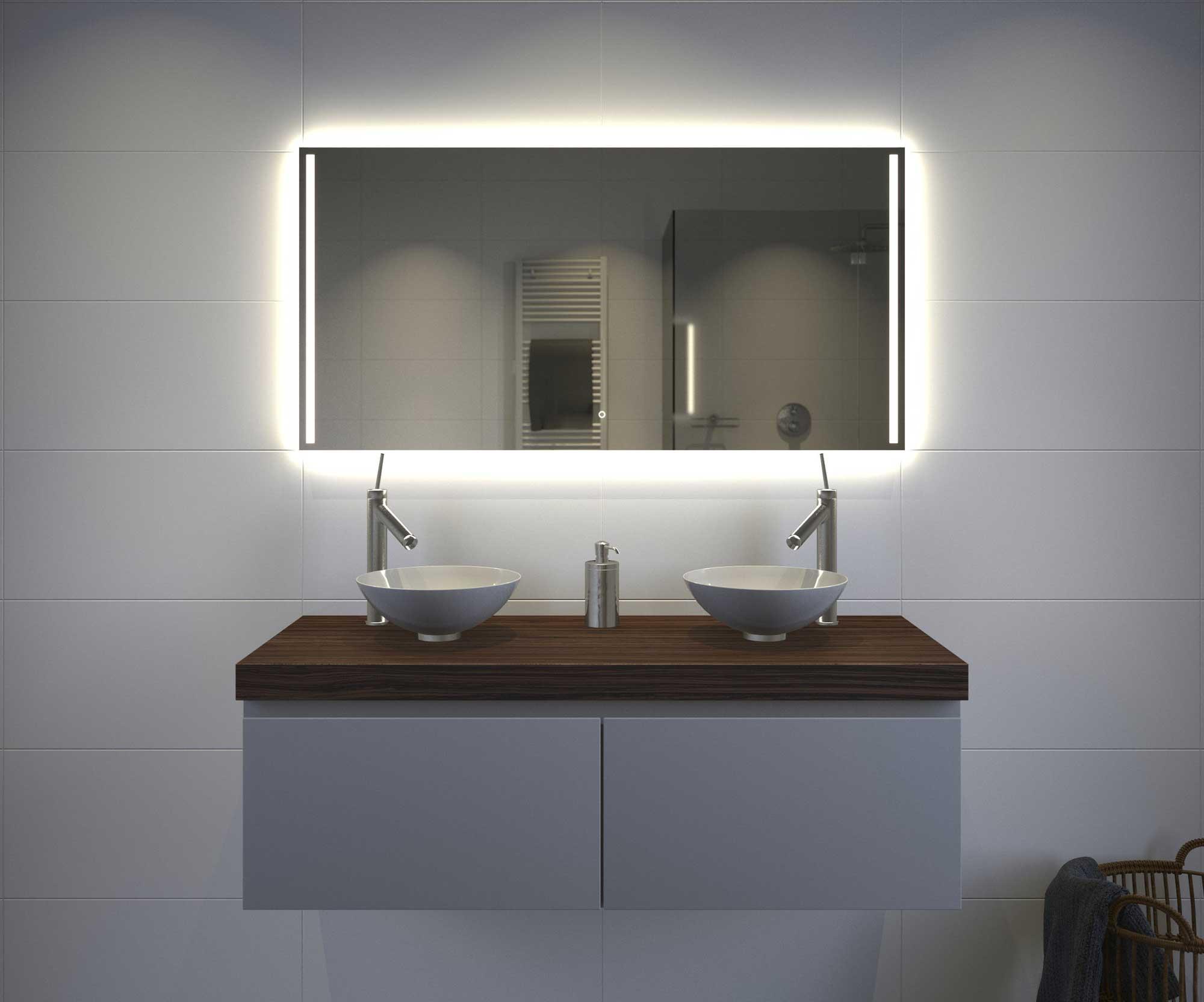 Badkamer spiegel ecosia