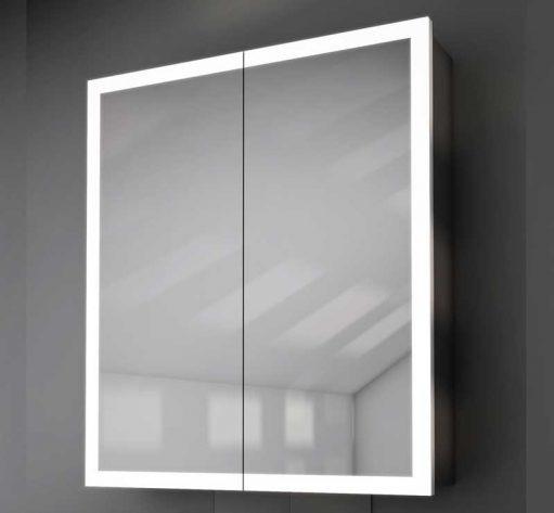 Design badkamer spiegelkast met hoge lichtopbrengst